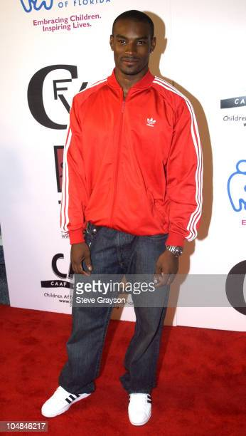 """Tyson Beckford during """"Light As A Feather"""" Fashion Show Uniting Fashion And Music On The West Coast at The Los Angeles Convention Center in Los..."""