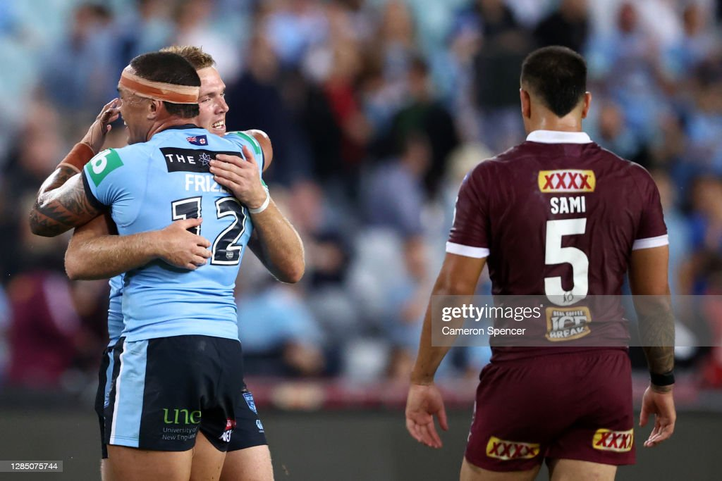 State of Origin - NSW v QLD: Game 2 : News Photo