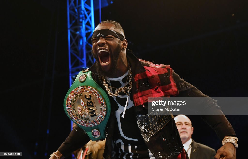 Boxing at Windsor Park : ニュース写真