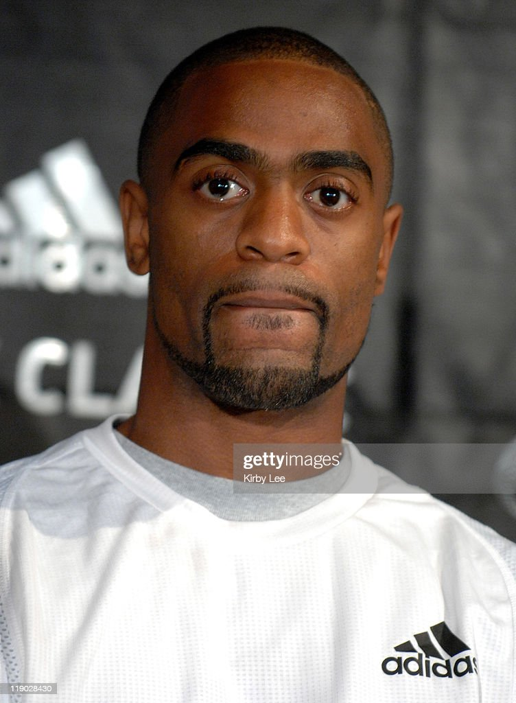 Adidas Track Classic Press Conference - May 17, 2007