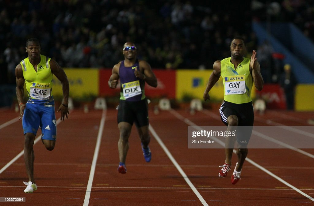 IAAF Diamond League - London