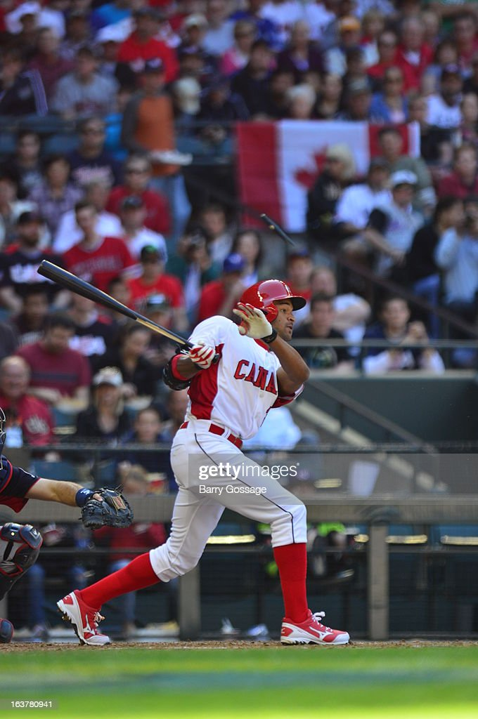 World Baseball Classic - Pool D - United States v Canada