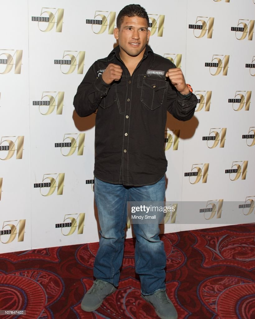UFC Fighter Gray Marnard Hosts Official After-Fight Party At Studio 54