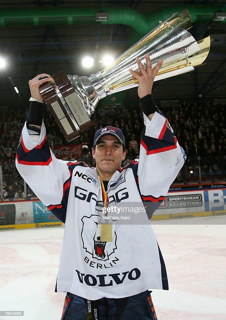 Sag Berlin eisbaeren berlin v frankfurt lions german hockey cup
