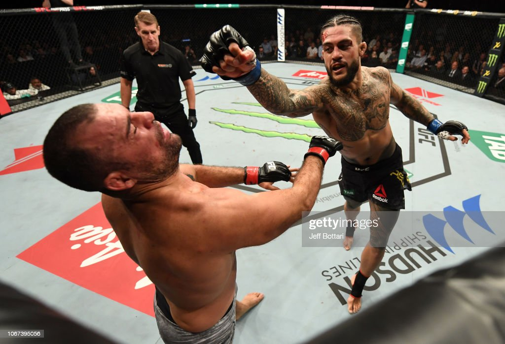 UFC Fight Night: Shogun v Pedro : News Photo