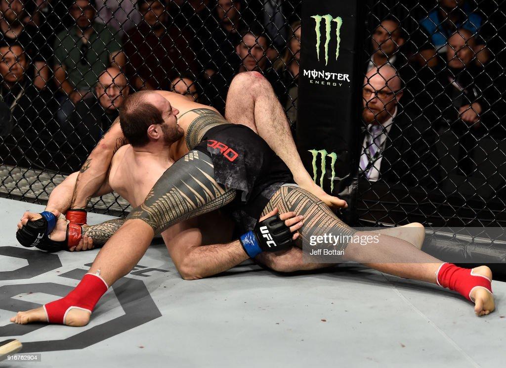 UFC 221: Pedro v Safarov : News Photo