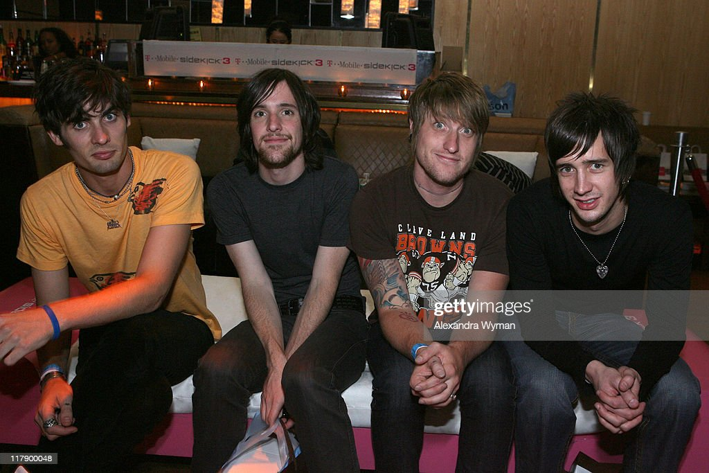 2006 MTV Video Music Awards - T-Mobile Sidekick 3 at the Polaroid Lounge and