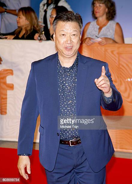 Tzi Ma arrives at the 2016 Toronto International Film Festival 'Arrival' premiere held at Roy Thomson Hall on September 12 2016 in Toronto Canada