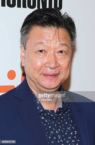 Tzi Ma arrives at the 2016 Toronto International Film Festival Premiere of 'Arrival' at Roy Thomson Hall on September 12 2016 in Toronto Canada