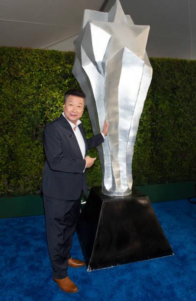 "CA: ""The Critic"" Statue Debuts At The 25th Critics' Choice Awards"