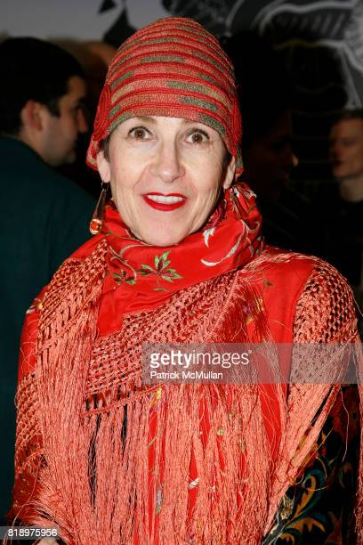 Tziporah Salamon attends NEW MUSEUM STORE and POWERSHOVEL LTD party 'Imperfect as They Are' at New Museum on March 19 2010 in New York
