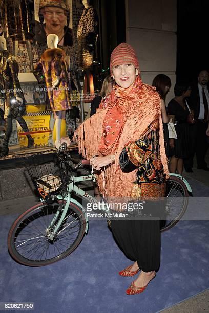 Tziporah Salamon attends The NEW YORK TIMES BERGDORF GOODMAN Celebrate a Photography Retrospective by BILL CUNNINGHAM at Bergdorf Goodman on...