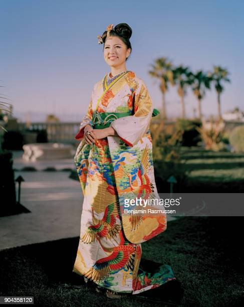 STATES 'u2013 JANUARY 27 2017 Miss Asia USA 2016 Juri Watanabe poses for a portrait in Palos Verdes Estates California on January 27 2017 In the 1922...