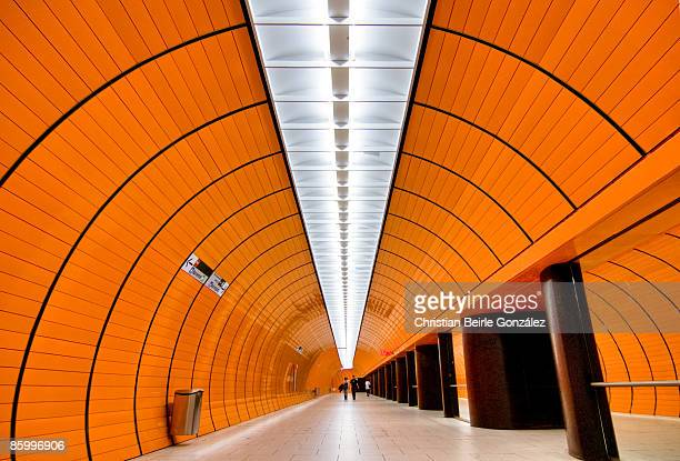 u-bahn marienplatz - christian beirle gonzález stock pictures, royalty-free photos & images