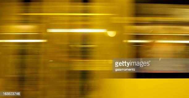 u-bahn train - u bahn stock-fotos und bilder