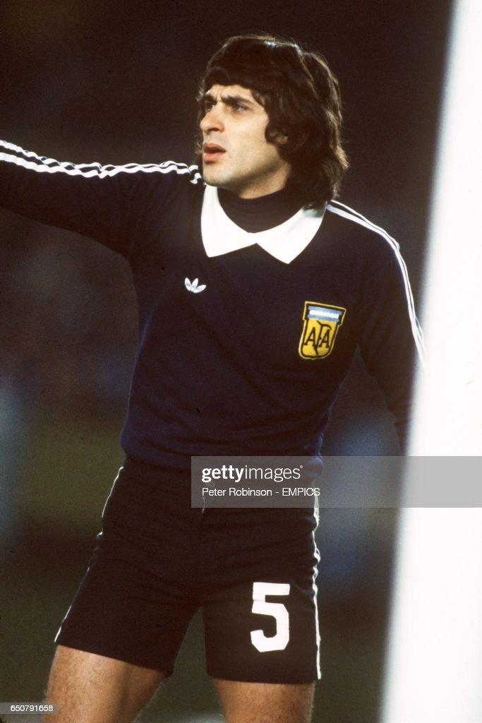 Soccer - 1978 World Cup, Argentina - Final, Argentina v Holland : News Photo