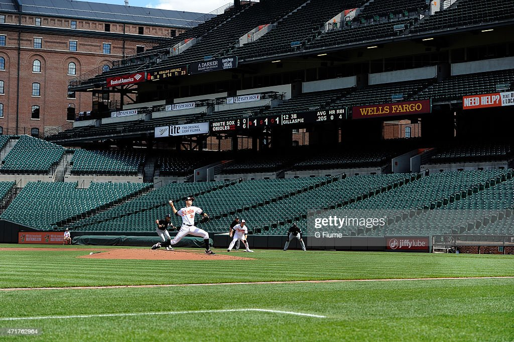 Chicago White Sox v Baltimore Orioles