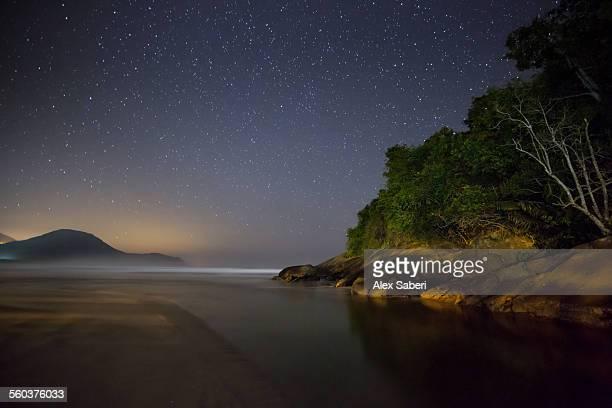 ubatuba , itamambuca , sao paulo , brazil - alex saberi stock pictures, royalty-free photos & images