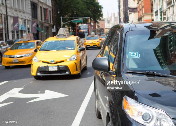 Uber and New York City Taxi