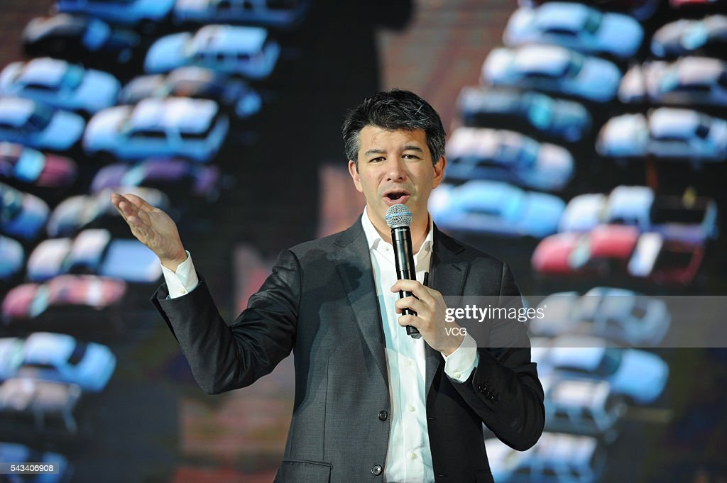 Uber co-founder Travis Kalanick Set To Become A Billionaire After Huge Investment Deal