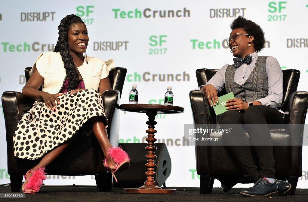 TechCrunch Disrupt SF 2017 - Day 3 : News Photo