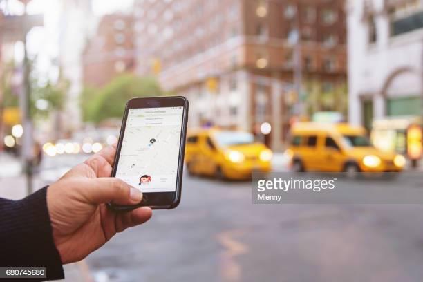Uber New York City Taxi Call