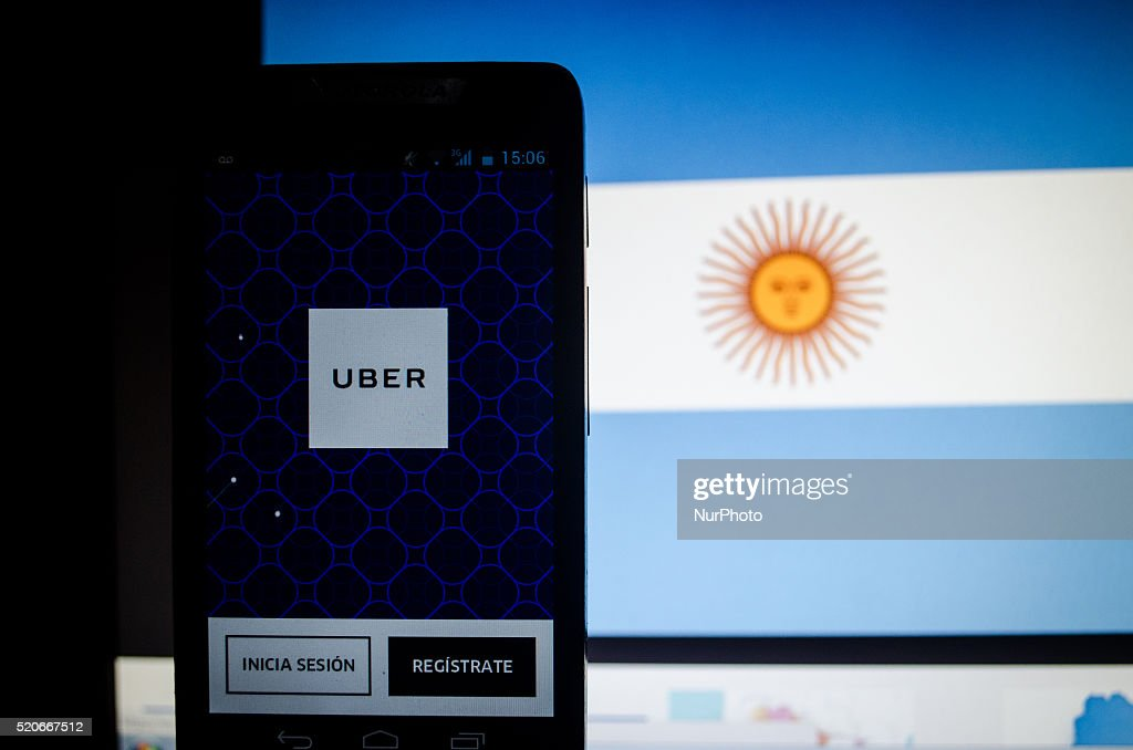 Uber, the international company that can hire private cars travel through an application on smart phones today begins operating in Argentina. From 4 pm on April 12, 2016 will be enabled for operation