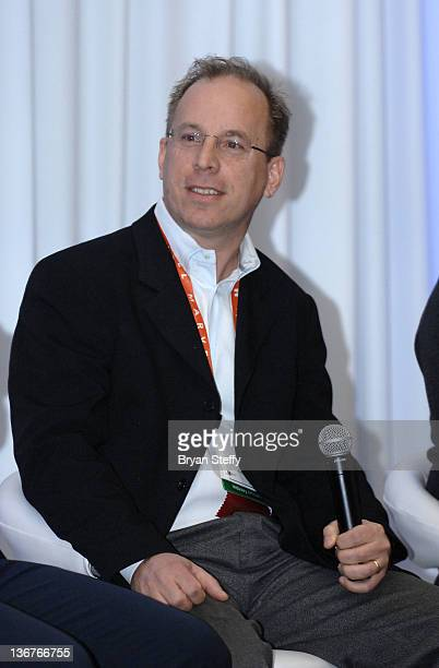 UberMedia Chief Executive Officer John Kraft onstage during Variety Entertainment Summit At The 2012 International CES at Las Vegas Convention Center...