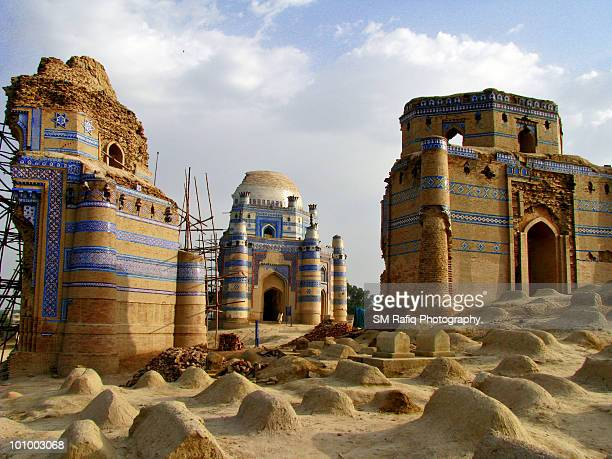 uch sharif - multan stock pictures, royalty-free photos & images