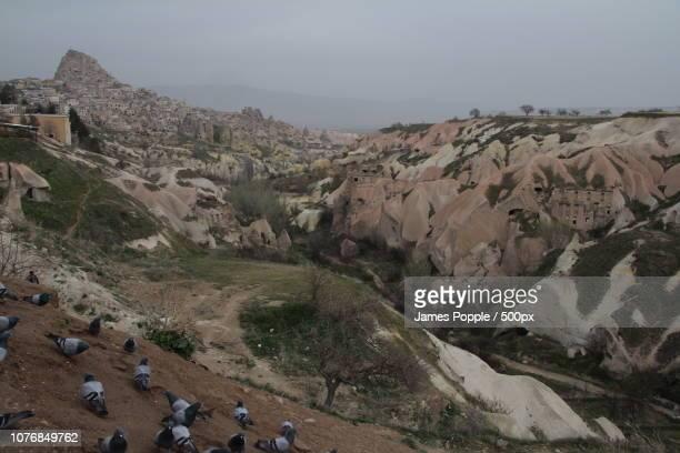 uchisar-2013b - james popple foto e immagini stock