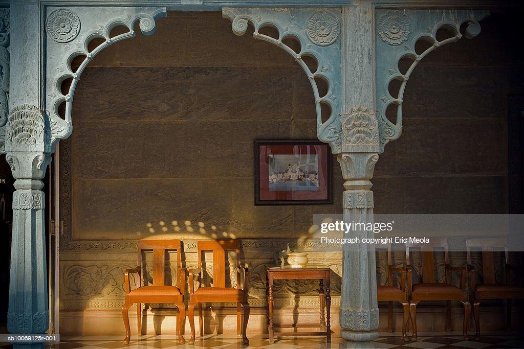 Udai Bilas Palace : Stockfoto