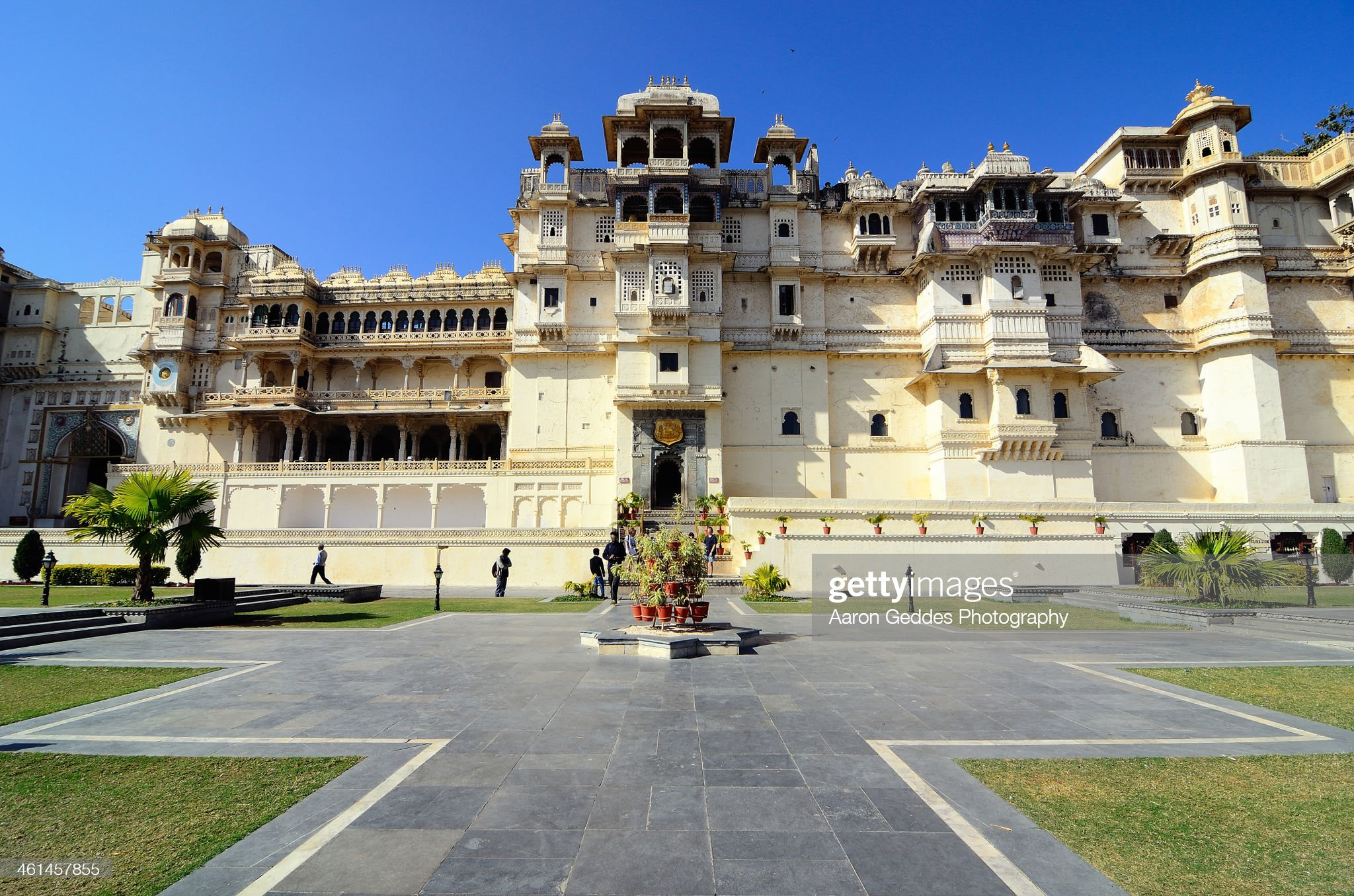 Udaipur City Palace : Stock Photo