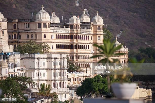 udaipur city palace - mysore - fotografias e filmes do acervo
