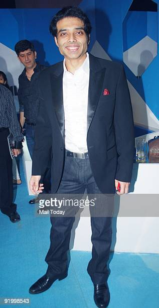 Uday Chopra at the last day of the HDIL India Couture Week in Mumbai on Friday October 16 2009