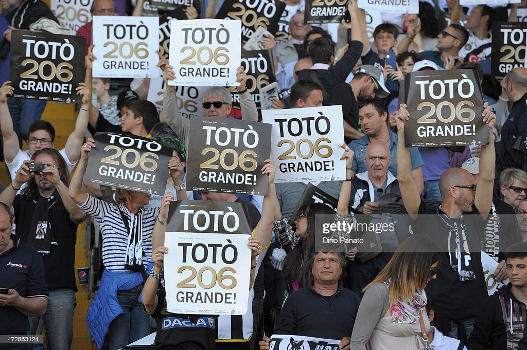 Udinese Calcio v UC Sampdoria - Serie A : News Photo