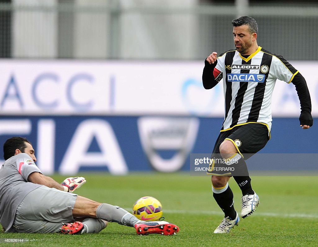 FBL-ITA-SERIE-UDINESE-JUVENTUS : News Photo