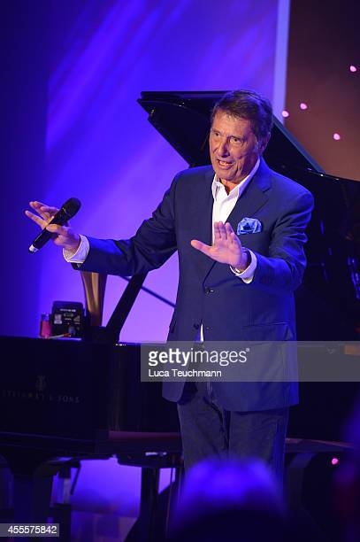Udo Juergens attends the 'Mein Star des Jahres 2014' awards at Kehrwieder Theater on September 16, 2014 in Hamburg, Germany.