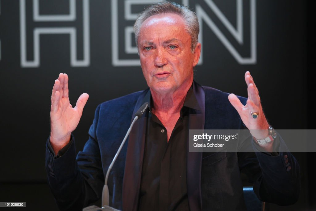 Udo Kier At Black Box - Munich Film Festival 2014