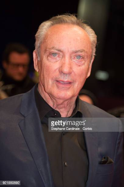 Udo Kier attends the 'Don't Worry He Won't Get Far on Foot' premiere during the 68th Berlinale International Film Festival Berlin at Berlinale Palast...