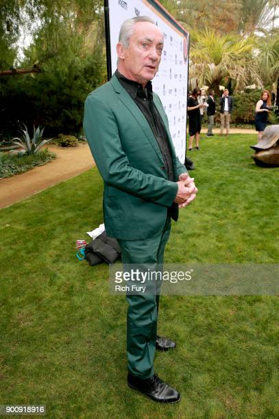 Udo Kier attends Variety's Creative Impact Awards and 10 Directors to Watch Brunch Red Carpet at the 29th Annual Palm Springs International Film...