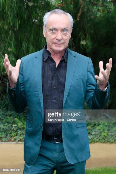 Udo Kier photographed at Variety's Creative Impact Awards '10 Directors To Watch' at the 29th Palm Springs Film Festival on January 3 2018 in Palm...