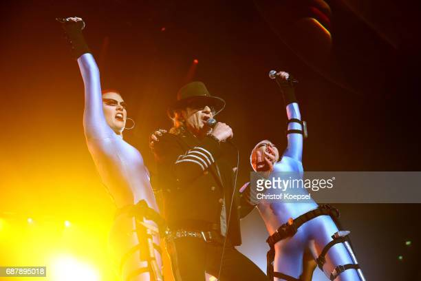 Udo Lindenberg performs at ISS Dome on May 24 2017 in Duesseldorf Germany