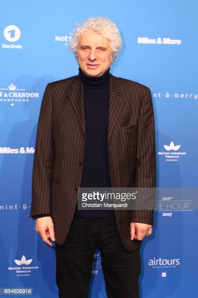 Udo Wachveitel attends the Blue Hour Reception hosted by ARD during the 67th Berlinale International Film Festival Berlin on February 10 2017 in...
