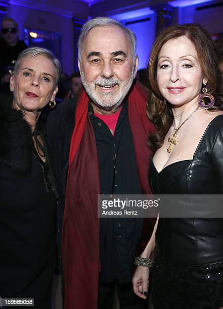 Udo Walz and Vicky Leandros attend Basler Autumn Winter 2013 14 fashion  show during 25827a133b