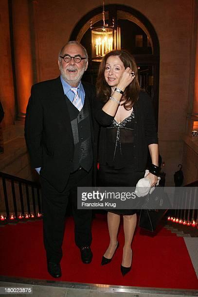 Udo Walz Und Vicky Leandros Beim Christiansen Jahresempfang Im Hotel De  Rome In Berlin 1316245c00