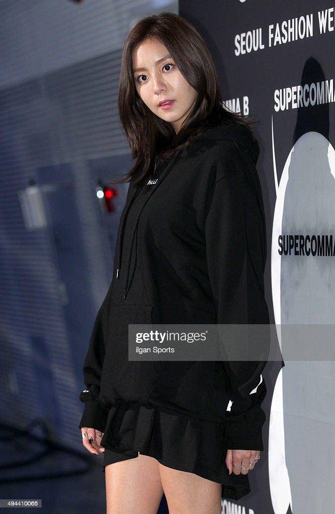 2016 Hera Seoul Fashion Week - Supercomma B Collection