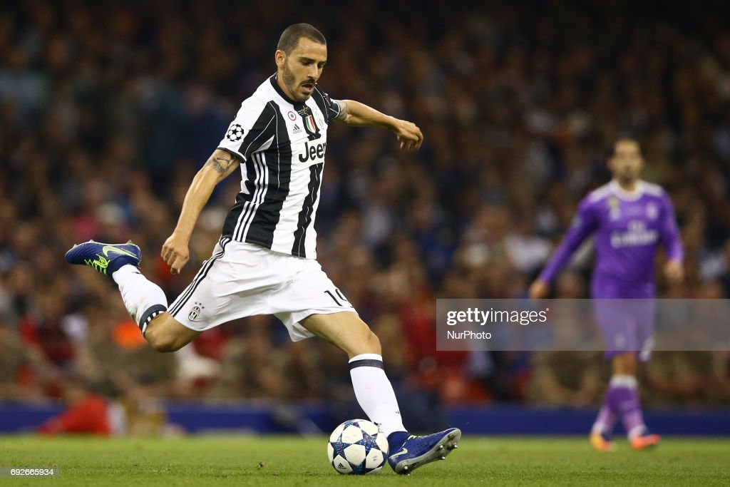 Juventus v Real Madrid - UEFA Champions League Final : Foto di attualità