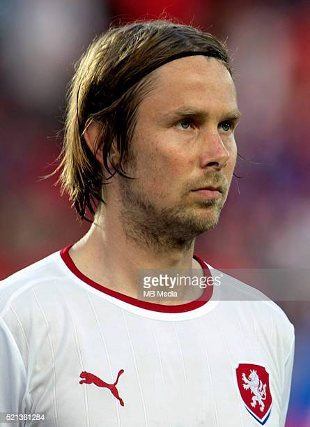 Uefa Euro FRANCE Czech Republic National Team Jaroslav Plasil