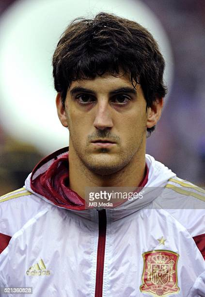 Uefa Euro FRANCE Spain National Team Mikel San Jose