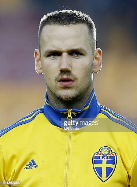 Uefa Euro FRANCE Sweden National Team Alexander Milosevic
